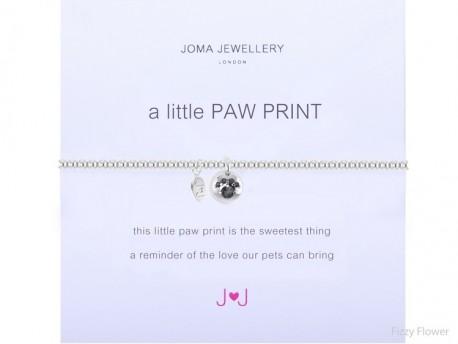 A little paw print